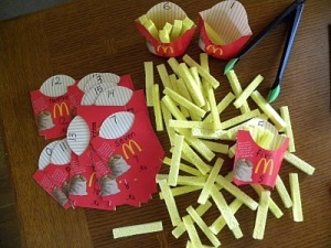 fries game