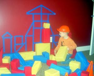 block-building