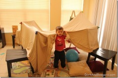 building fort