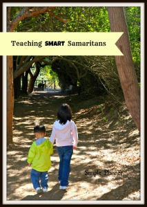 How to be the SMART Samaritans